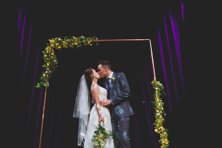 natural wedding photography - London wedding photographer - Hoxton Hall wedding photography