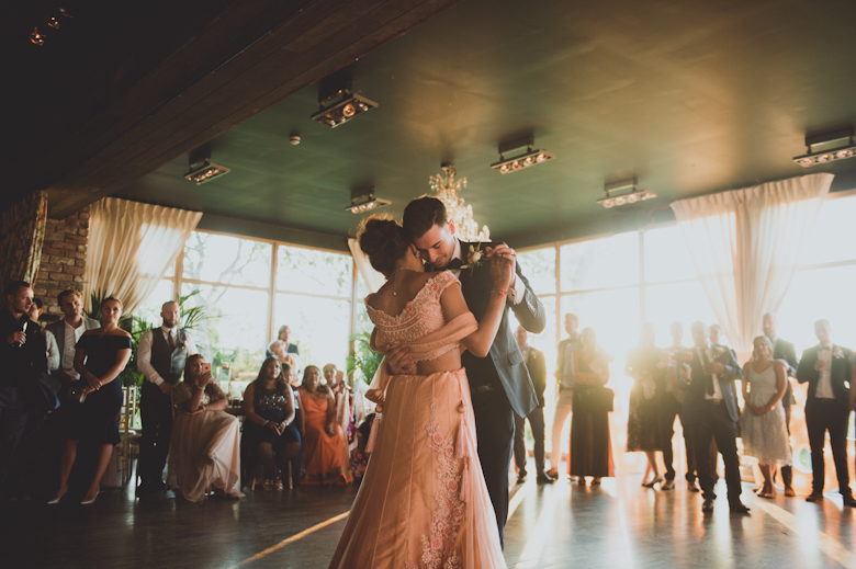 first dance - Western Asian Wedding Photography