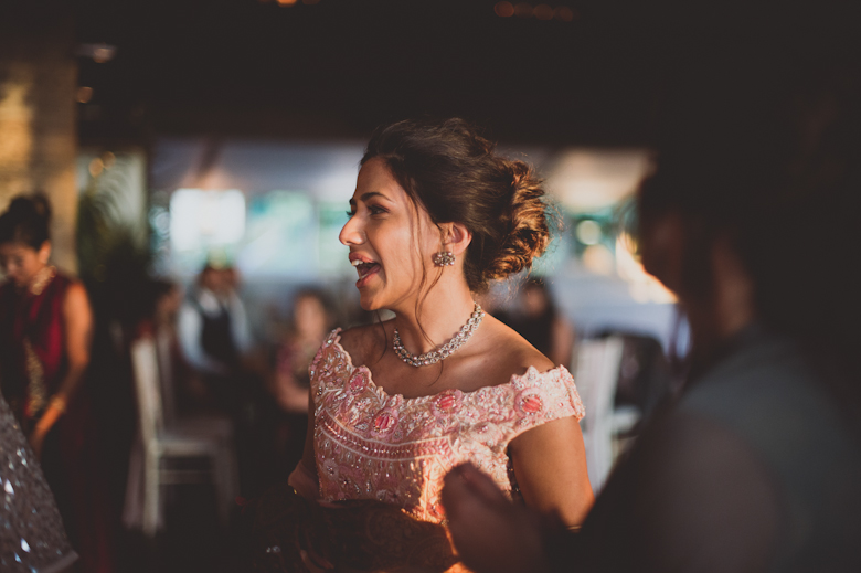bride dancing, Western Asian Wedding Photography
