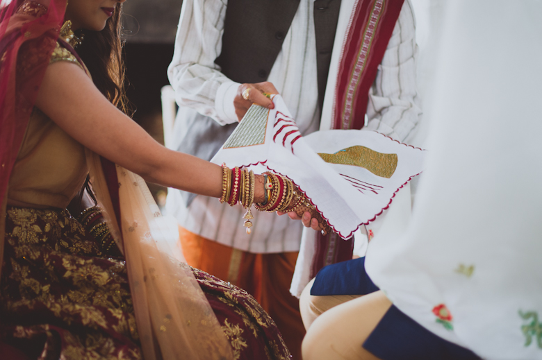 Hindu rituals wedding - Asian Wedding Photography - Hindu wedding photography - informal wedding photography