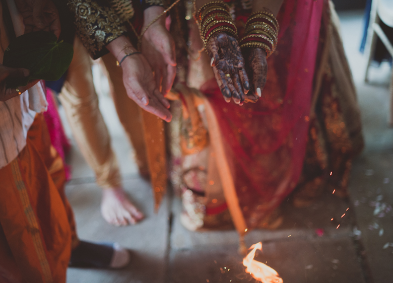 Hindu rituals wedding - Asian Wedding Photography