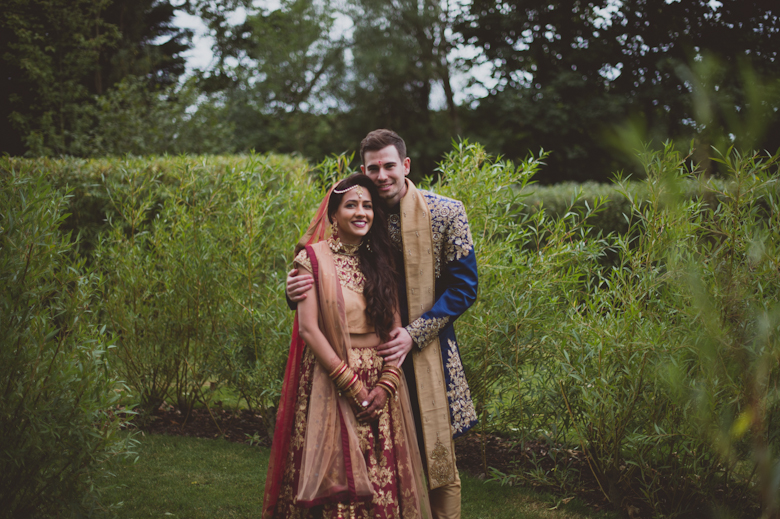 bride and groom, Western Asian Wedding Photography - alternative wedding photographer - destination wedding photographer