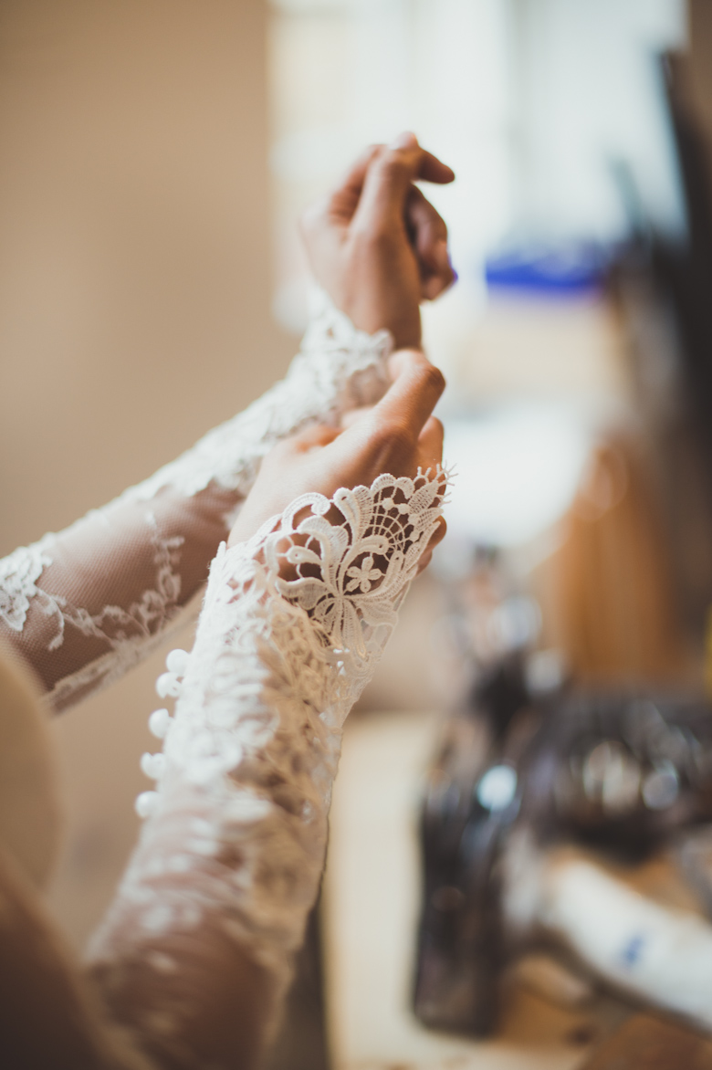 Informal wedding photographer - Asylum Chapel Wedding Photographer London