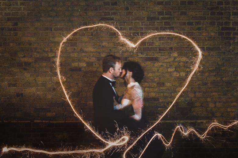 Brixton East warehouse wedding photography London - Asylum Chapel Wedding Photographer
