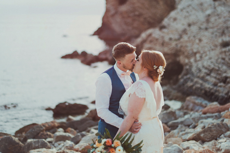 Ibiza wedding photography - stop motion wedding in Ibiza at the Elixir wedding venue
