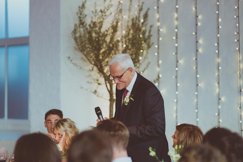 father's speech