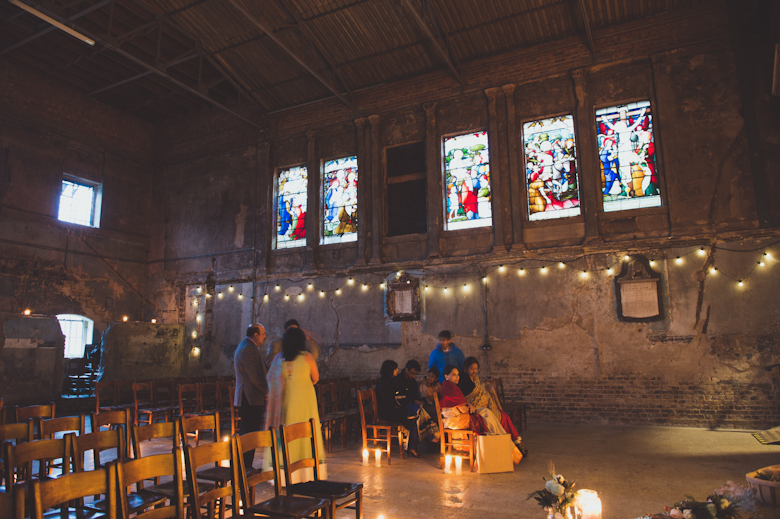 Asylum Peckham Wedding