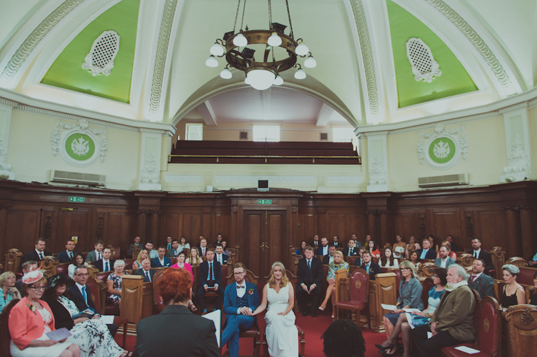 Bethnal Green Wedding