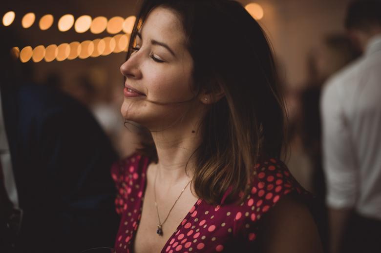 guests dancing - Core Clapton London