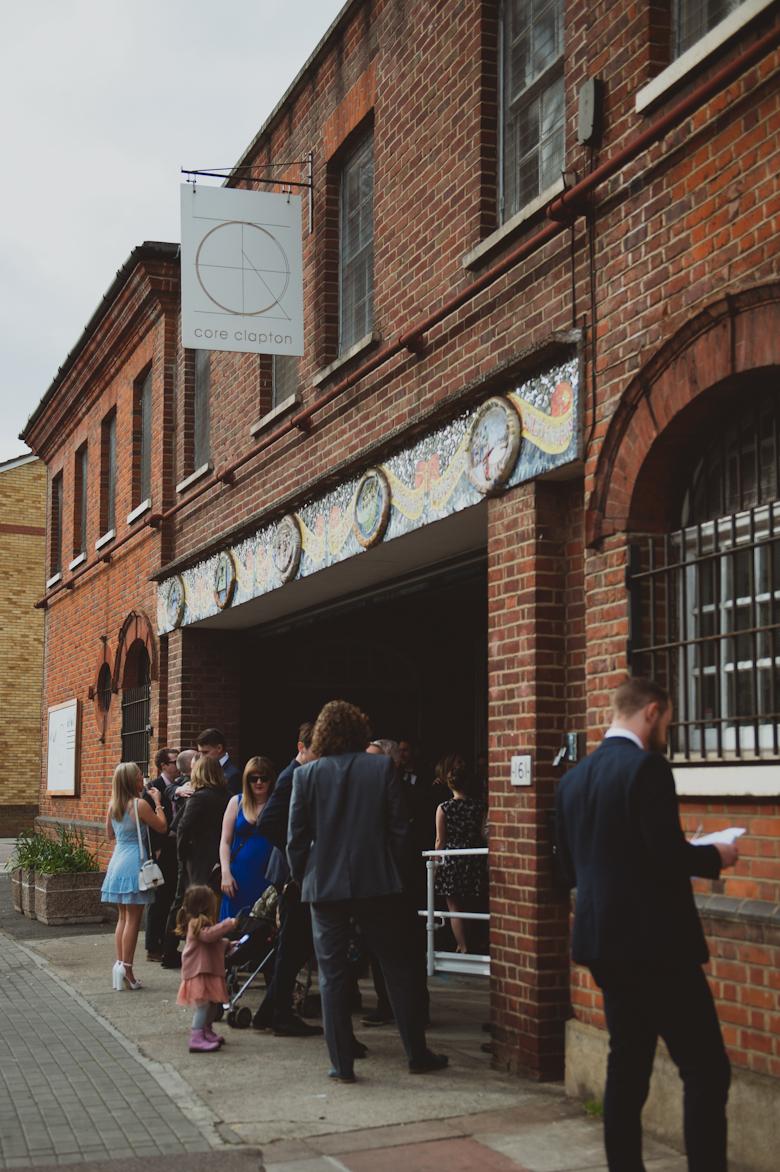 beautiful east london wedding venue