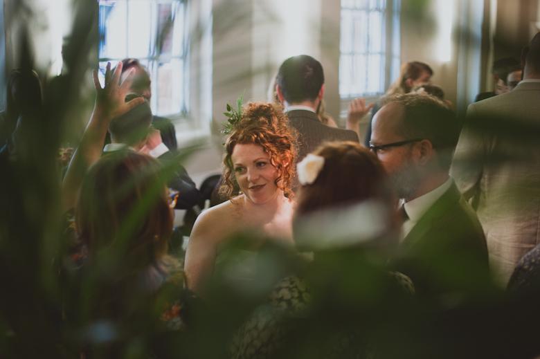 core clapton wedding venue bride