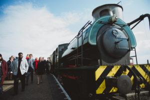 the train - Buckingham Railway Centre