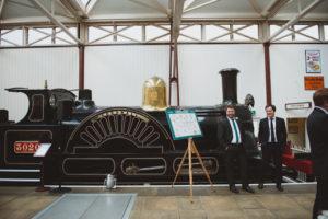 Train - Buckinghamshire Railway venue