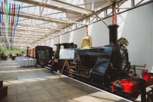 Buckinghamshire Railway venue