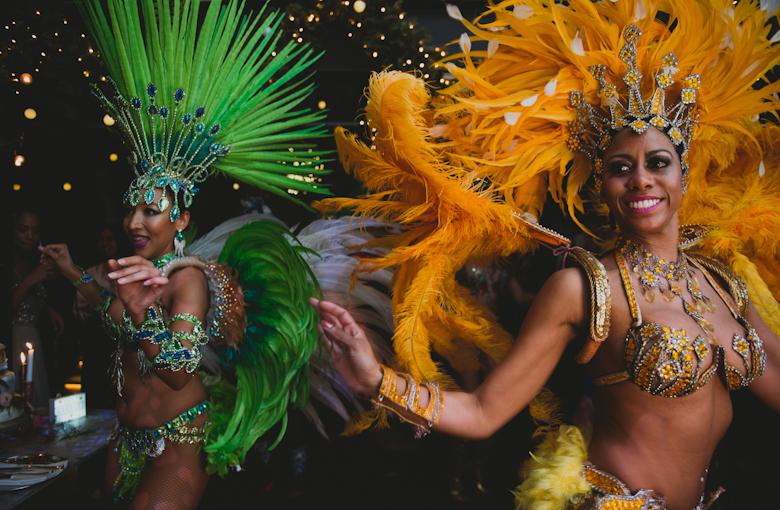 brazillian dancers