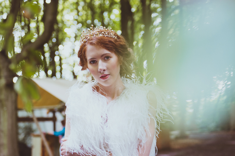 Festival Bride Styled Shoot