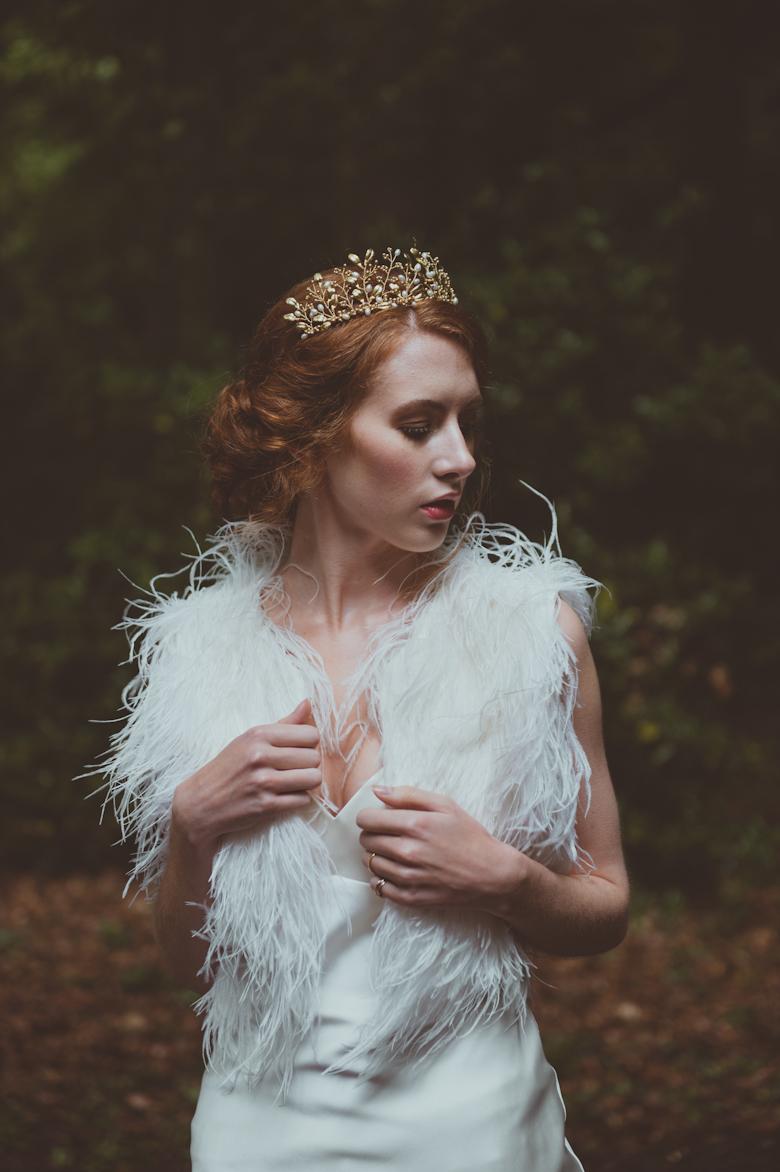 Festival Bride - Bohemian Bride - Styled Shoot