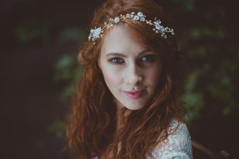 Festival Bride - Style Shoot Hertfordshire