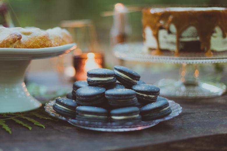 Festival Wedding Cakes - Style Shoot Hertfordshire