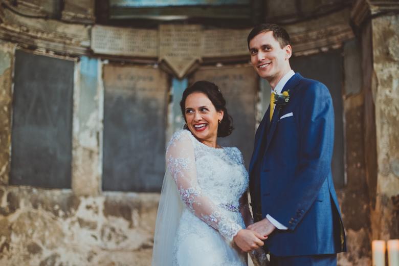 Asylum Peckham Wedding Photography
