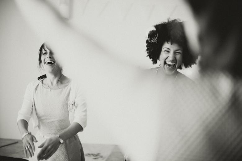 great shot of dancing alternative wedding photographer