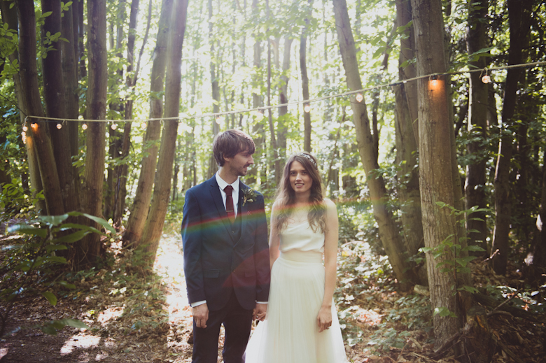 Woodland wedding in kent, wide wedding venue
