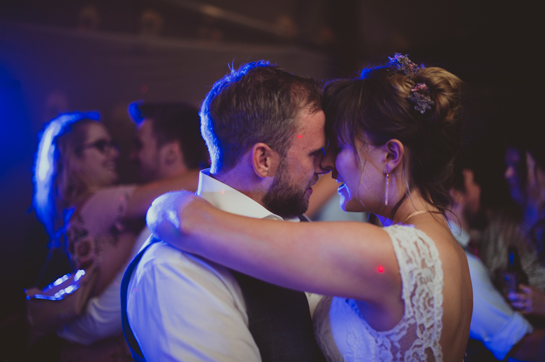 first dance Vanstone Park Wedding