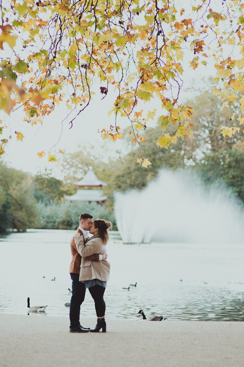 Engagement Shoot made easy - Alternative Wedding Photographer - London Wedding Photographer