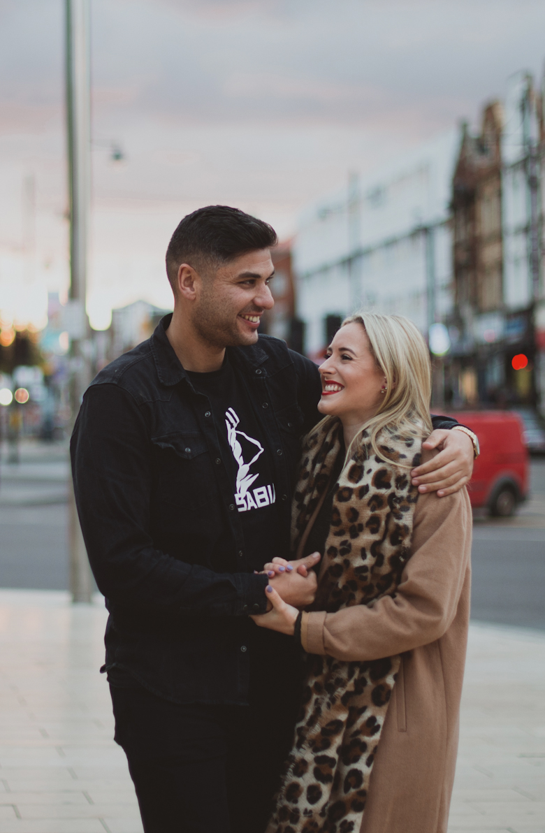 Engagement Shoot made easy - Alternative Wedding Photographer - London Wedding Photographer - South London Engagement Shoot