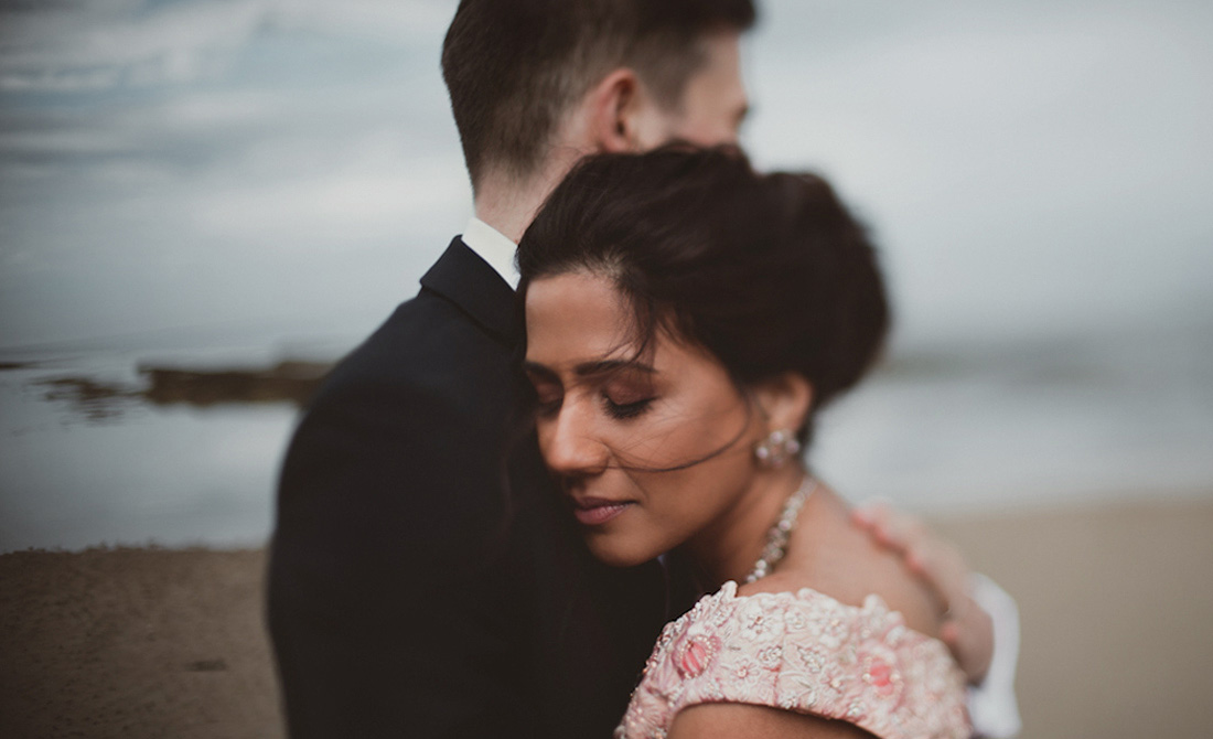 Natural wedding photographer london documentary style