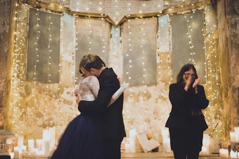 London Wedding Venues - London Photographer - natural wedding Photography - Asylum Chapel Peckham wedding photographer - alternative photography