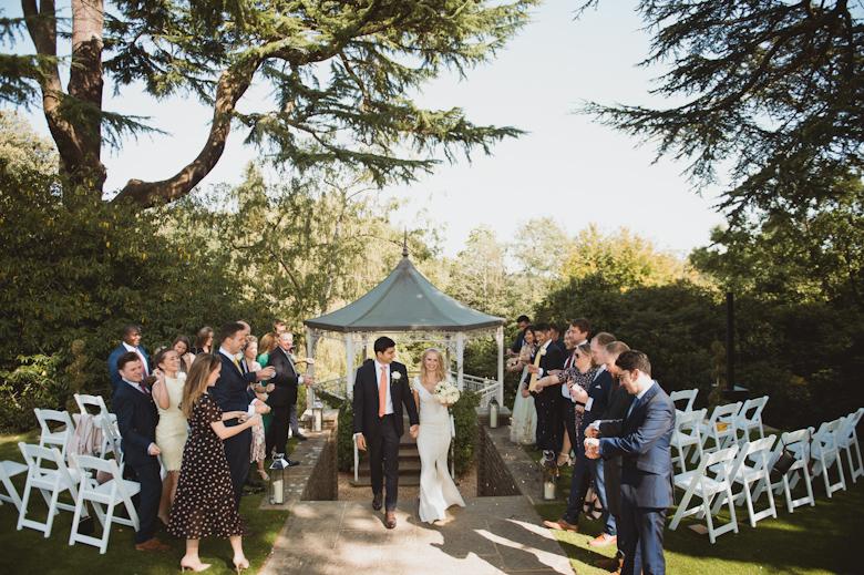 Outdoor Wedding Photography UK Worldwide - natural wedding photographer London