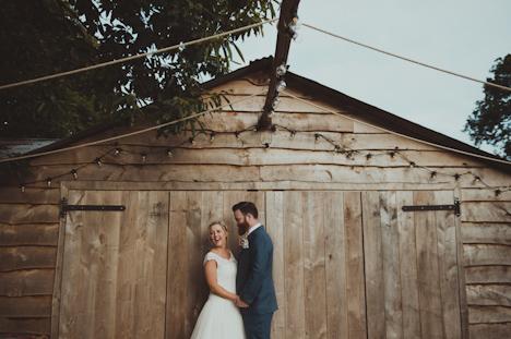 Outdoor Wedding Photography - Woodland wedding photography Kent photographer UK - natural wedding photographer