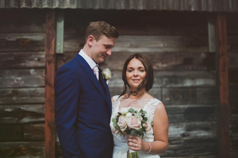 Wedding Photographer Sussex - barn wedding photography - natural wedding photographer