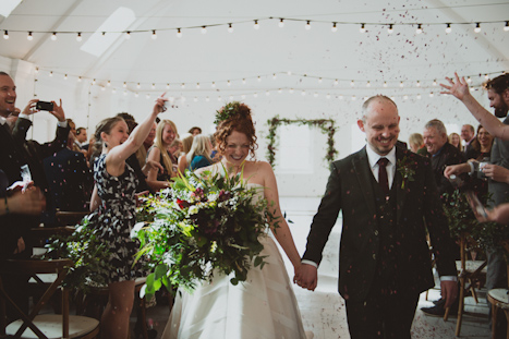 Core Clapton wedding photographer East London - warehouse wedding photography London
